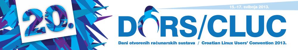 Dani otvorenih računarskih sustava/Croatian Linux Users' Convention 2013